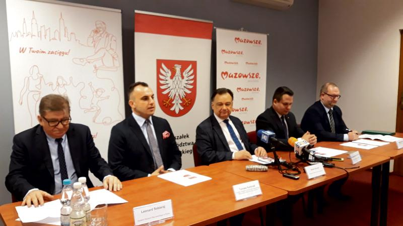 Gospodarka, milionów subregionie płockim - zdjęcie, fotografia