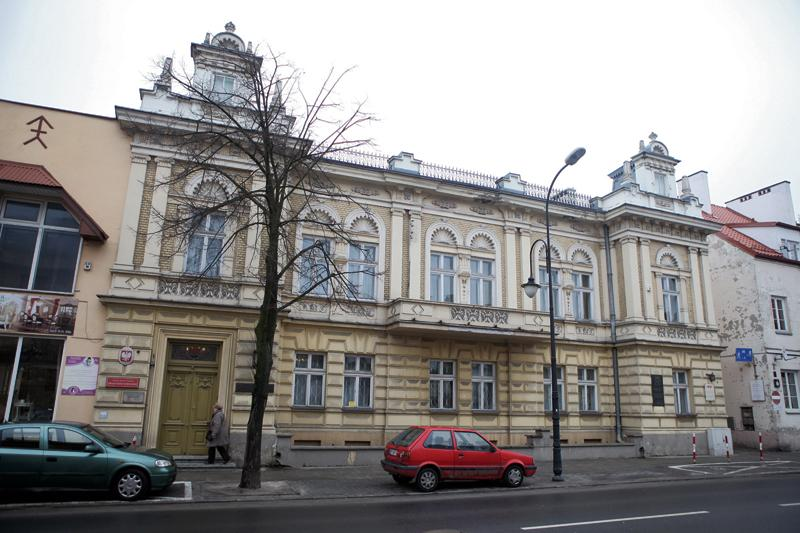 Gospodarka, Urząd Stanu Cywilnego przebudowy - zdjęcie, fotografia