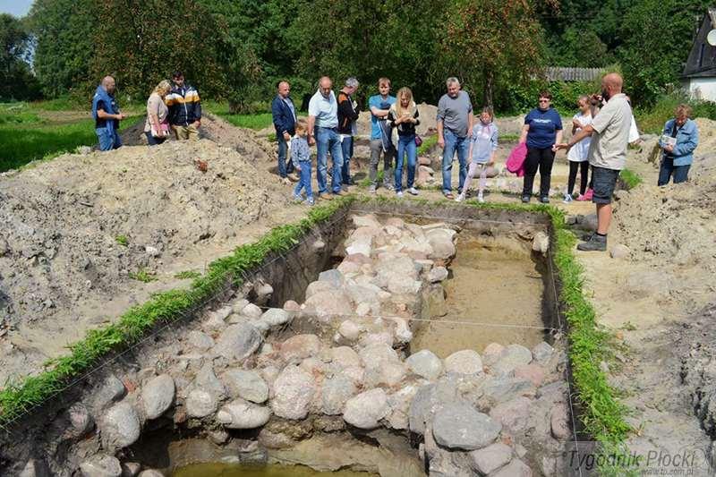 Aktualności, Śmiały archeologów Sierpcu - zdjęcie, fotografia