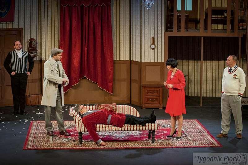 Teatr, tylko aktorzy - zdjęcie, fotografia