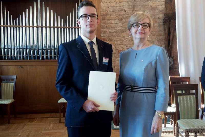 Mazowsze Płockie, Kolejne sukcesy sierpeckich licealistów - zdjęcie, fotografia
