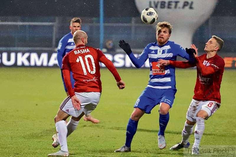 Piłka nożna, Wisła miała walczyć grupę mistrzowską - zdjęcie, fotografia