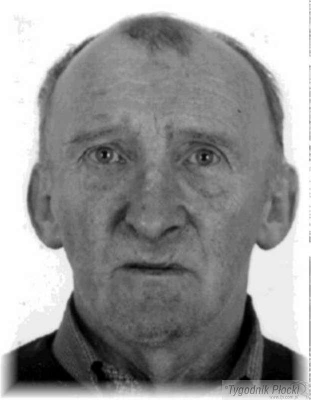 Osoby poszukiwane, Poszukiwania zaginionego mężczyzny - zdjęcie, fotografia