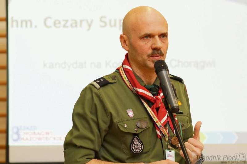 Aktualności, Cezary Supeł nowym komendantem - zdjęcie, fotografia