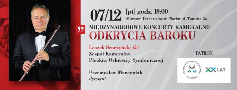 Wiadomości, Koncert fletowy Muzeum Diecezjalnym - zdjęcie, fotografia