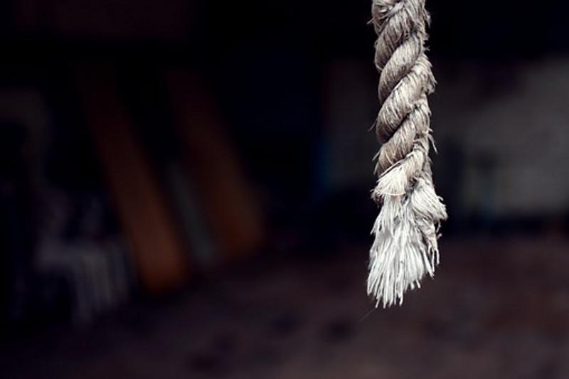 Aktualności, Mężczyzna chciał popełnić samobójstwo - zdjęcie, fotografia