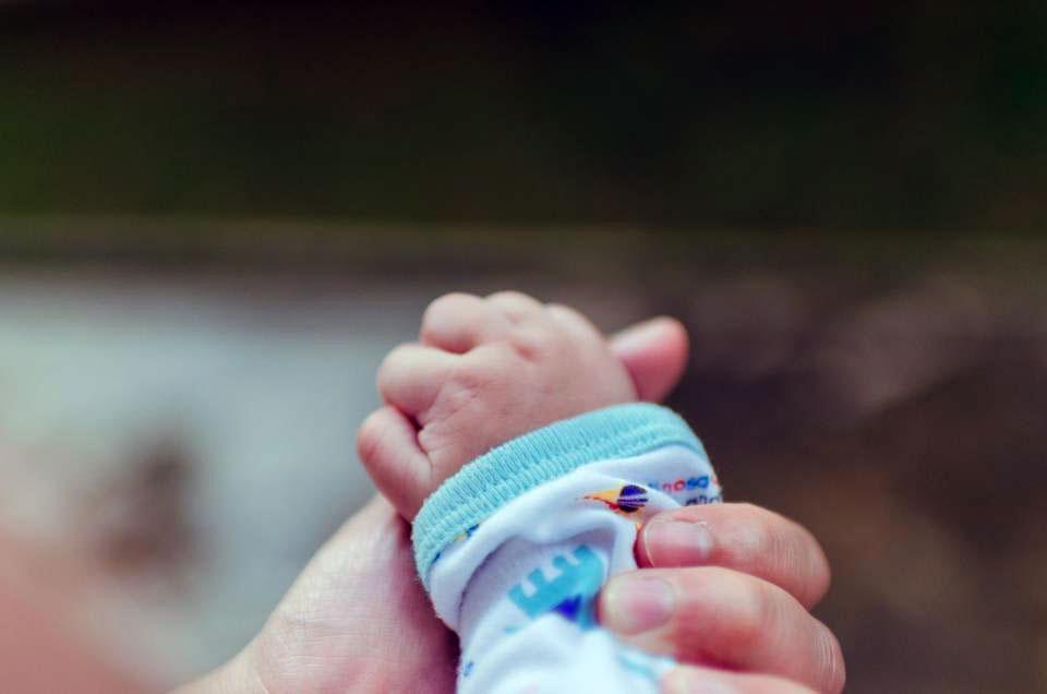 inne, Zabawki rocznego dziecka - zdjęcie, fotografia