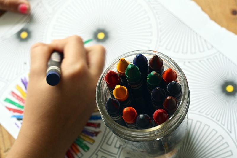 Edukacja - szkoły , przedszkolem - zdjęcie, fotografia