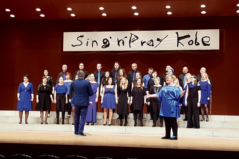Koncerty, blues pieśni patriotyczne - zdjęcie, fotografia