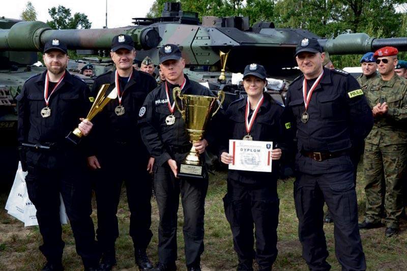 Aktualności, Strzelecki sukces płockich policjantów - zdjęcie, fotografia
