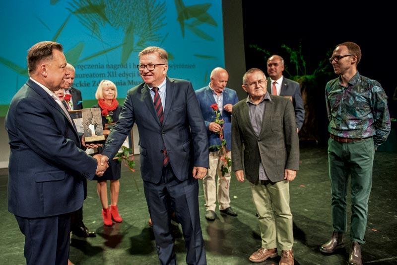 Instytucje, Płockie Muzuem nagrodą - zdjęcie, fotografia