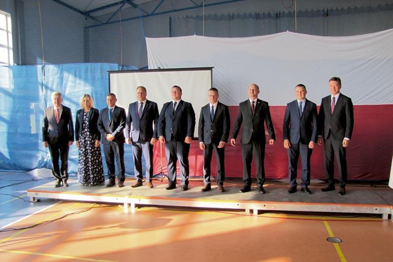 Wybory, Konwencja Prawa Sprawiedliwości Chcą zmieniać samorządową Polskę - zdjęcie, fotografia