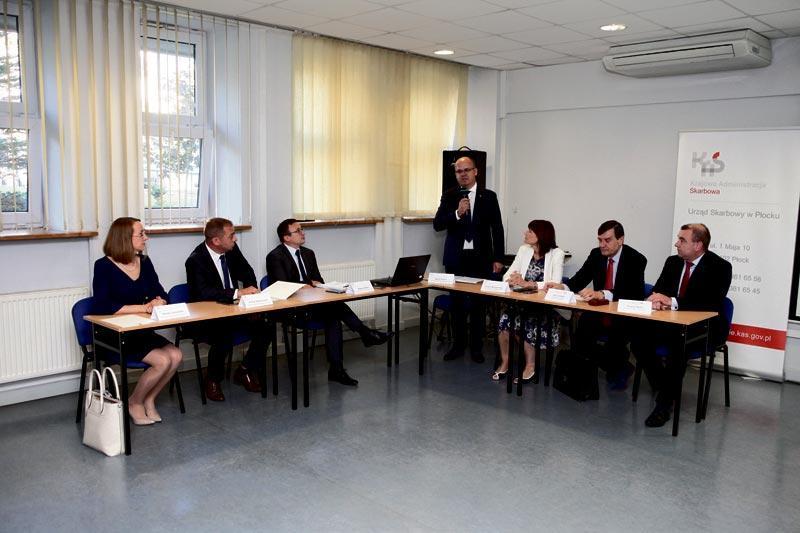Aktualności, Płocki Urząd Skarbowy kolejnym wyróżnieniem - zdjęcie, fotografia