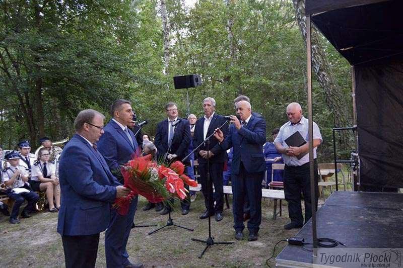 Aktualności, Powiatowe obchody Kozłowie - zdjęcie, fotografia