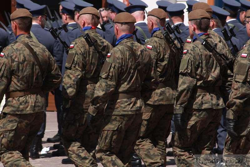 Wiadomości, Święto Wojska Polskiego rocznica obrony Płocka - zdjęcie, fotografia