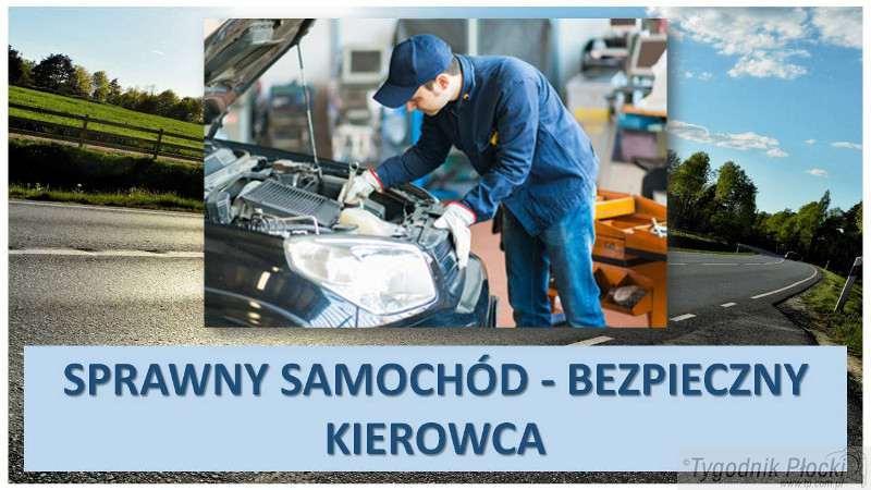 Wiadomości, lipca Dzień bezpiecznego kierowcy - zdjęcie, fotografia