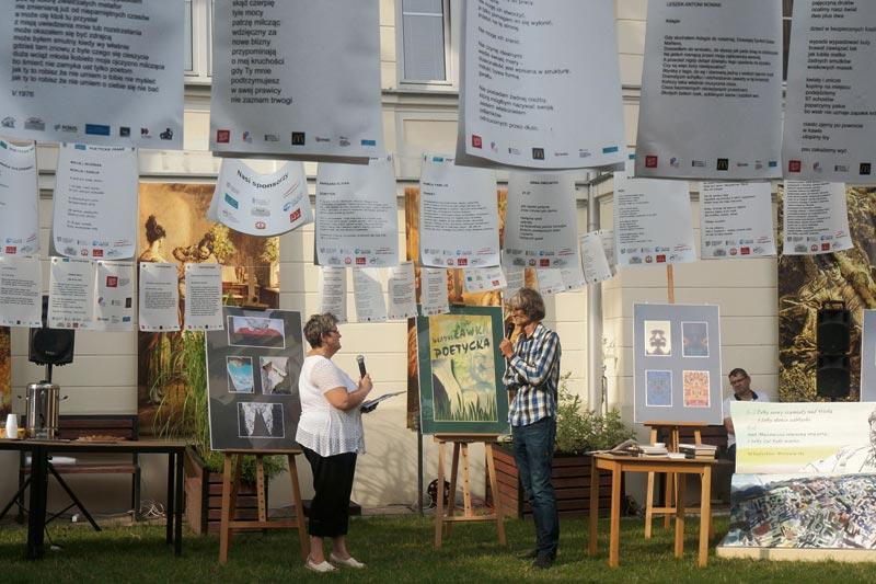 Instytucje, Broniewskiemu imieniny - zdjęcie, fotografia