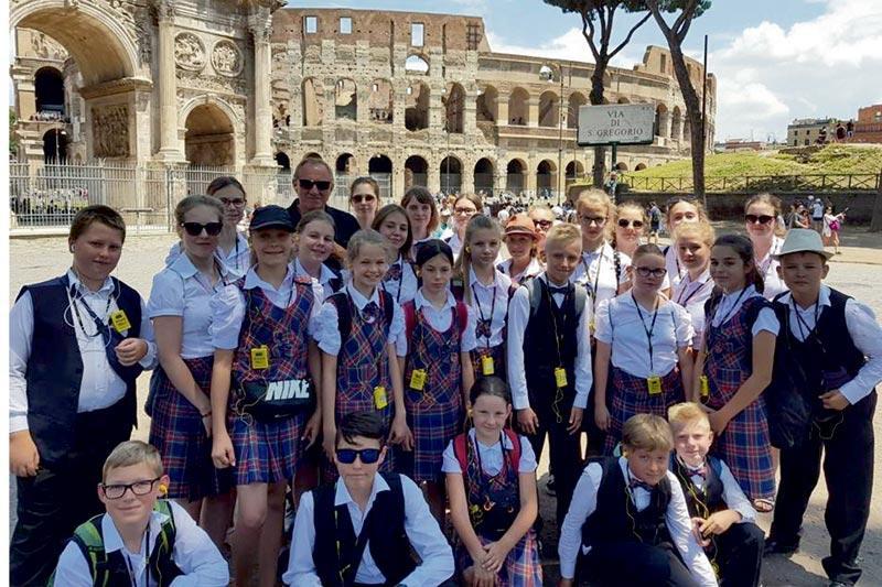 Instytucje, Płocki chór przywiózł Włoch cztery złote medale - zdjęcie, fotografia
