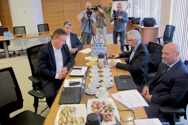 Aktualności, Spotkanie Orlen - zdjęcie, fotografia