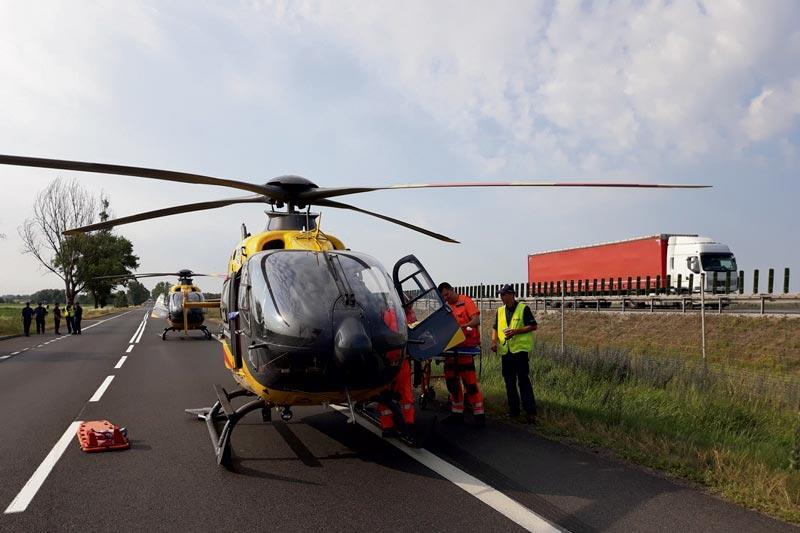 Wypadki drogowe, Tragedia emerytów Bodzanowa - zdjęcie, fotografia