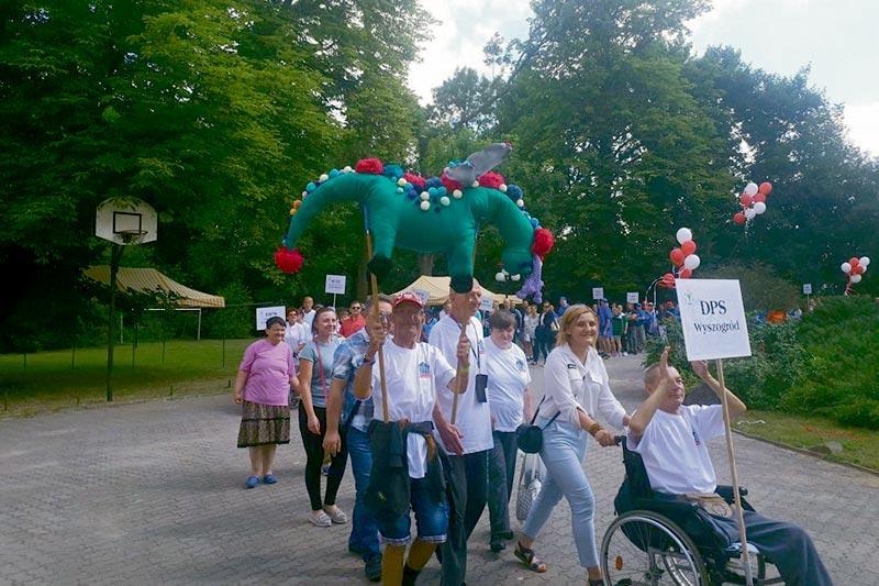 Płock - powiat płocki, Letnia Olimpiada Sportowa Nowym Miszewie - zdjęcie, fotografia