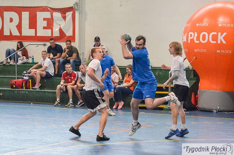 Piłka ręczna, Turniej Piłki Ręcznej Kibiców Tomka Kaszanka - zdjęcie, fotografia