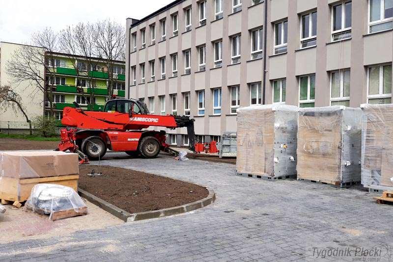 Wokół Nas, Remont nowej siedziby POKIS dobiega końca - zdjęcie, fotografia