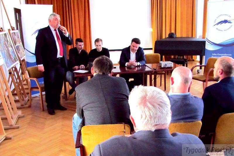 Inwestycje, Remont płockiego Kostrogaju - zdjęcie, fotografia