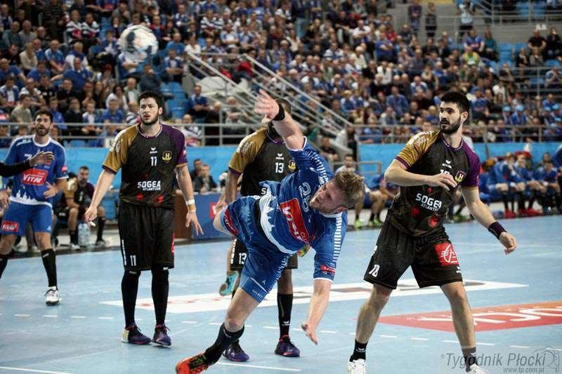 Piłka ręczna, Maciej Gębala Lipsku - zdjęcie, fotografia