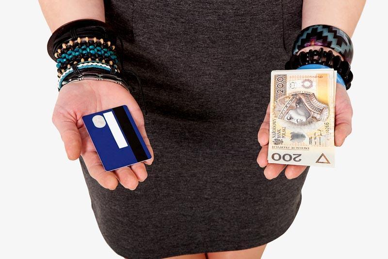 Finanse, Chwilówka kartę najlepsze rozwiązanie - zdjęcie, fotografia