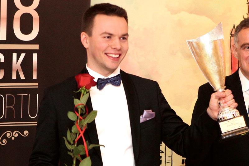 Inne , Wojciech Bógdał sportowcem lecia Plebiscycie - zdjęcie, fotografia