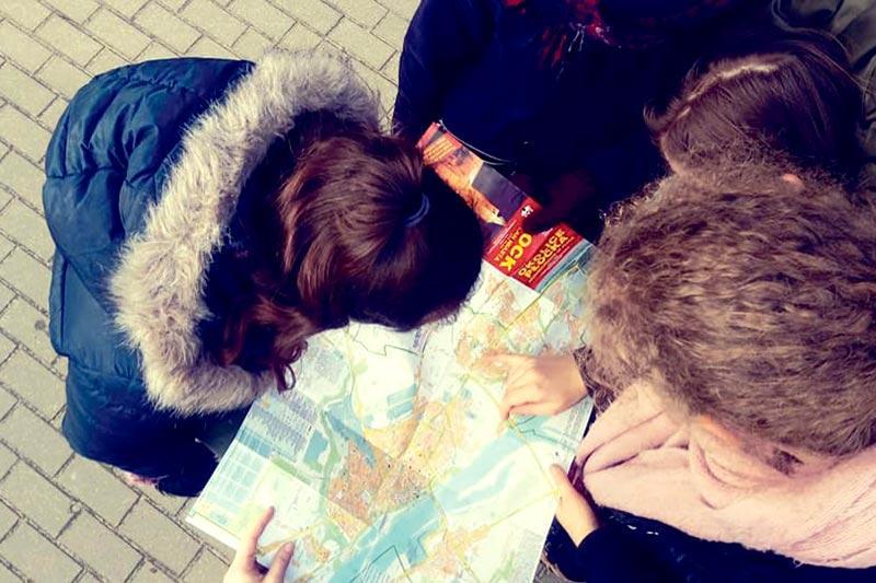Aktualności, Szukali szpiega - zdjęcie, fotografia