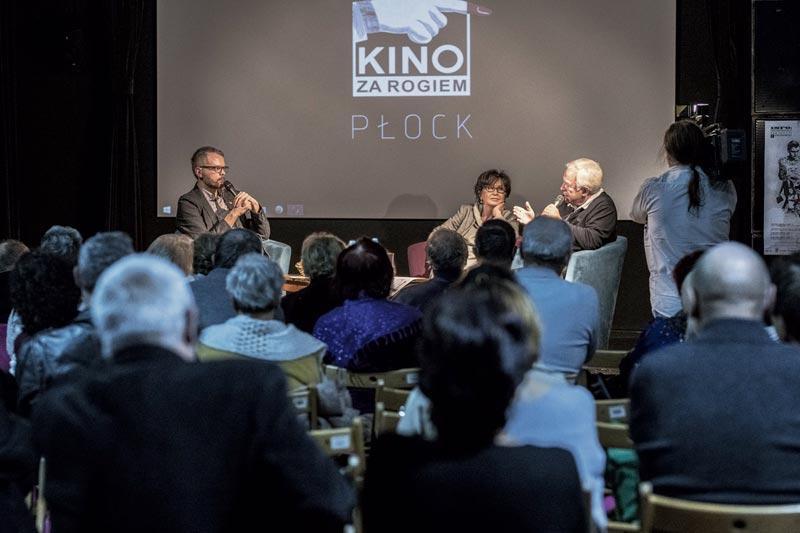 """Film i Kino, """"Pięć pół Bladego Józka"""" Spotkanie aktorami - zdjęcie, fotografia"""
