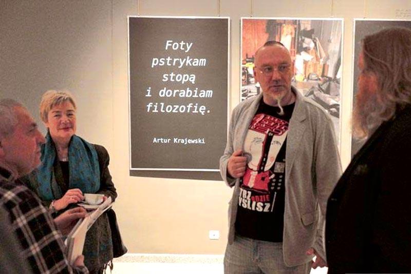 Wystawy, Dorobić filozofię sztuki - zdjęcie, fotografia
