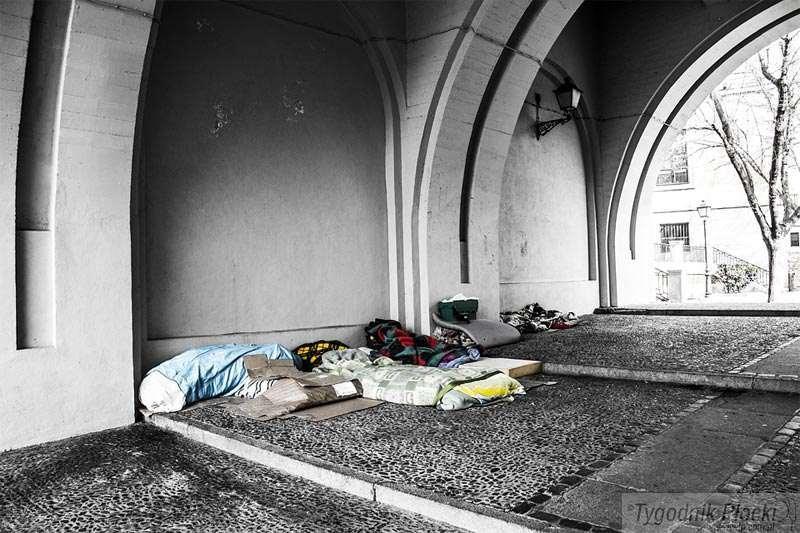 Wokół Nas, bezdomnych - zdjęcie, fotografia