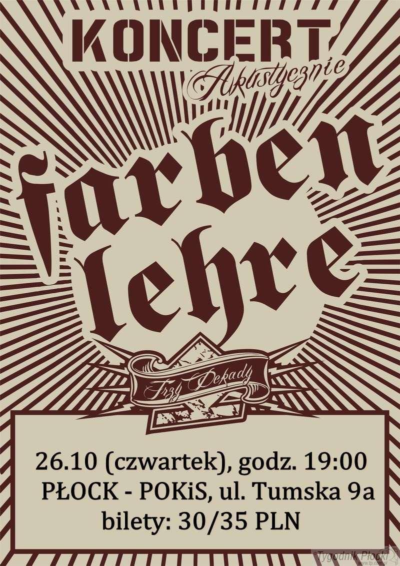 """Aktualności, Farben Lehre """"bez prądu"""" - zdjęcie, fotografia"""