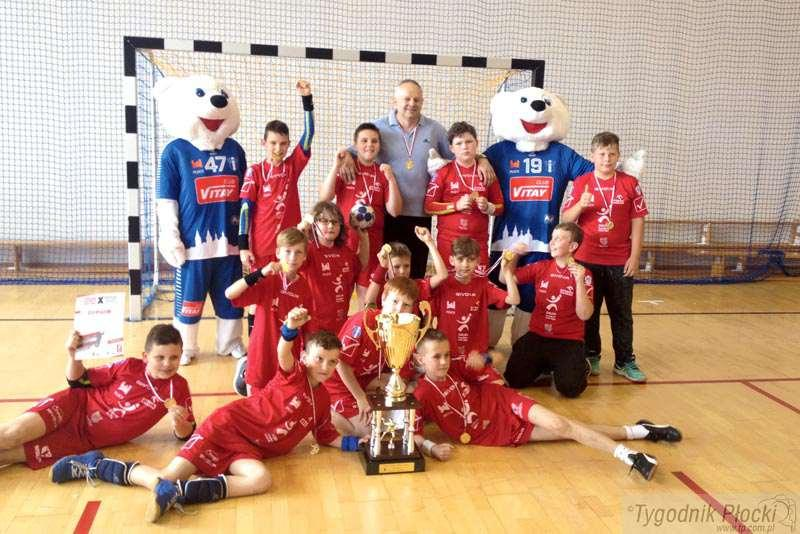 Piłka ręczna, ORLEN Handball - zdjęcie, fotografia