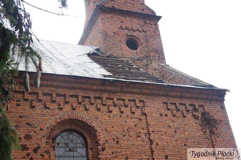 Płock - powiat płocki, Wsparcie Staroźreb - zdjęcie, fotografia