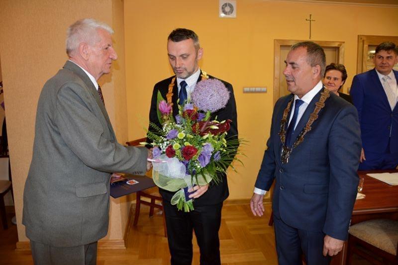 Sierpc - powiat sierpecki, Zasłużony Sierpca - zdjęcie, fotografia