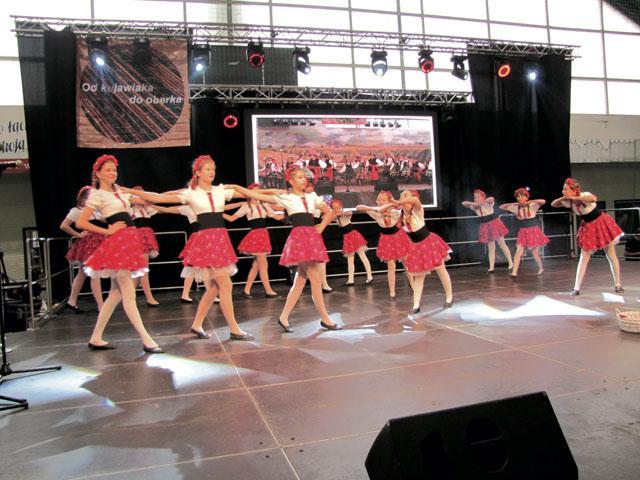 Płock - powiat płocki, Taneczny jubileusz organizatora - zdjęcie, fotografia