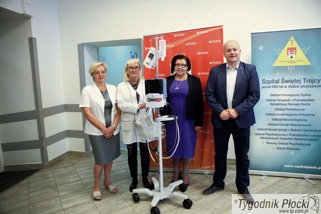 Zdrowie - Szpital, Wsparcie najmniejszych pacjentów - zdjęcie, fotografia
