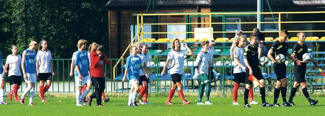 Piłka nożna, Wygrana Tygrysem inaugurację - zdjęcie, fotografia