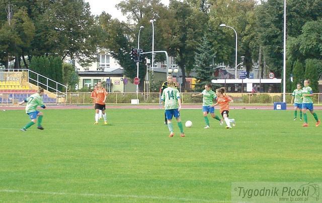 Piłka nożna, Awans Królewskich Pucharze Polski - zdjęcie, fotografia