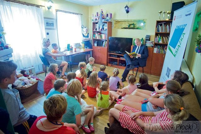 Wokół Nas, Książki małych płocczan - zdjęcie, fotografia