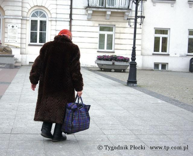 Temat numeru, Płock starzeje - zdjęcie, fotografia