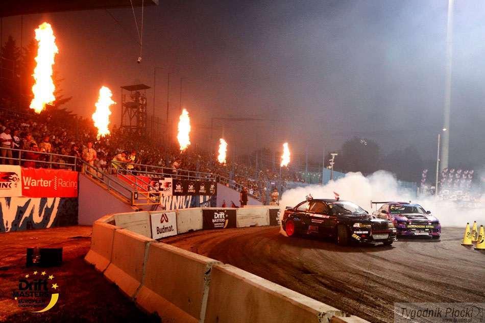 Polskie podium w 3. Rundzie Drift Masters European Championship  2019