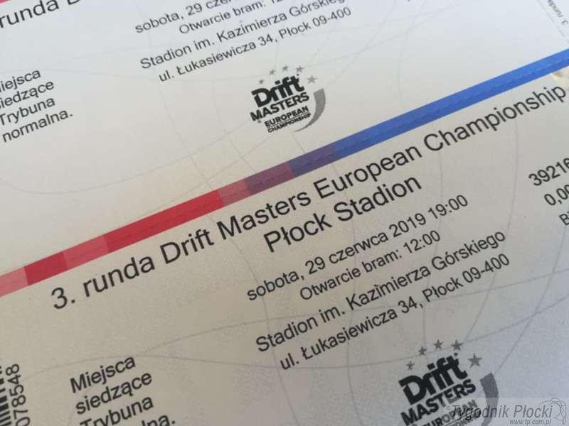 Konkurs, Konkurs! wygrania bilety rundę Drift Masters - zdjęcie, fotografia