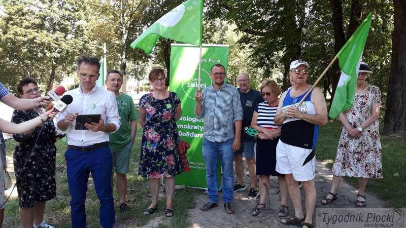 Wiadomości, Będzie protest przeciwko wycince drzew - zdjęcie, fotografia