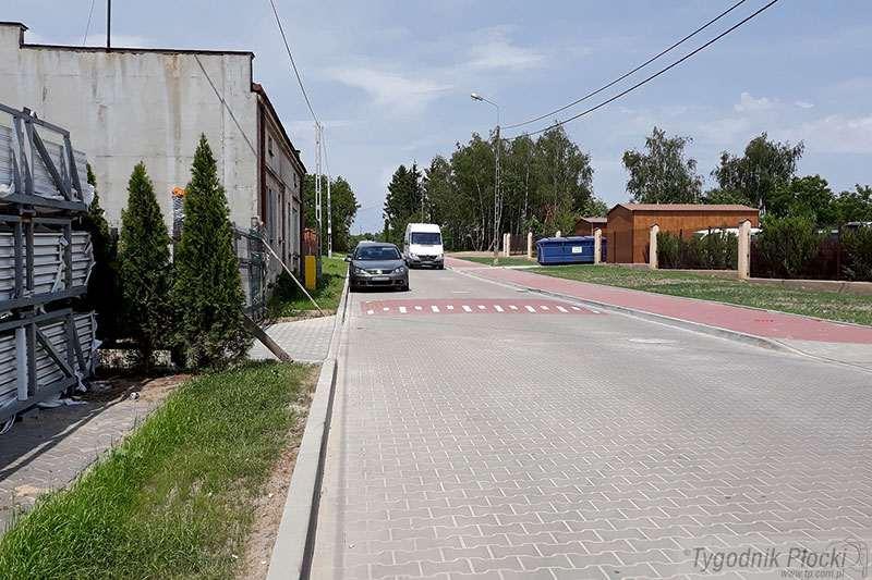 Aktualności, Zakończyła przebudowa Maszewskiej - zdjęcie, fotografia