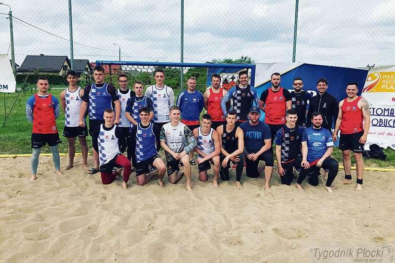 Piłka ręczna, Młodzieżowcy mistrzami Polski - zdjęcie, fotografia